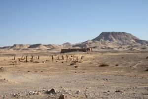 El Deir, oasis de Kharga (Egypte)