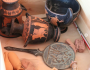 Après-midi archéologie au collège Olivier de Serres, àMeyzieu